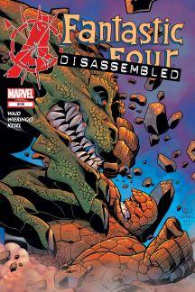 Fantastic Four #518