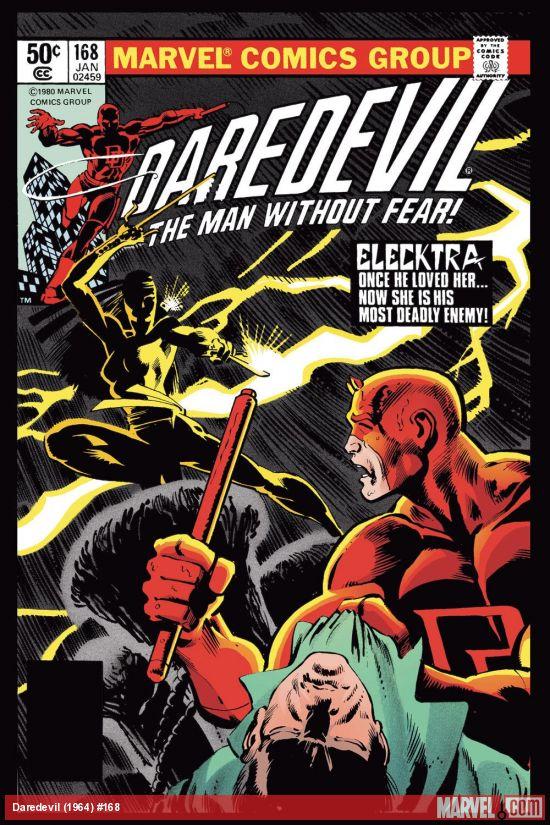 Daredevil (1964) #168