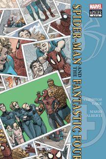 Spider-Man/Fantastic Four #4