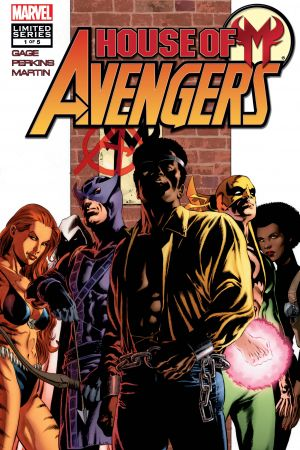 House of M: Avengers (2007) #1