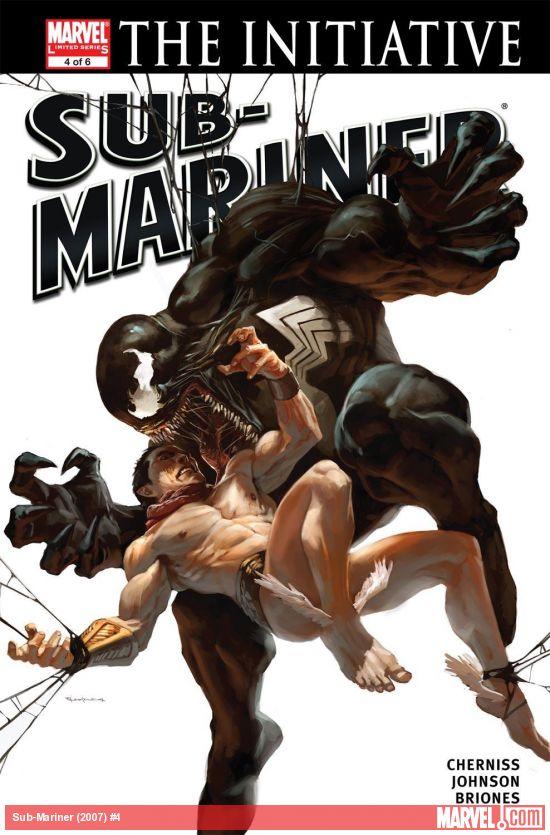 Sub-Mariner (2007) #4