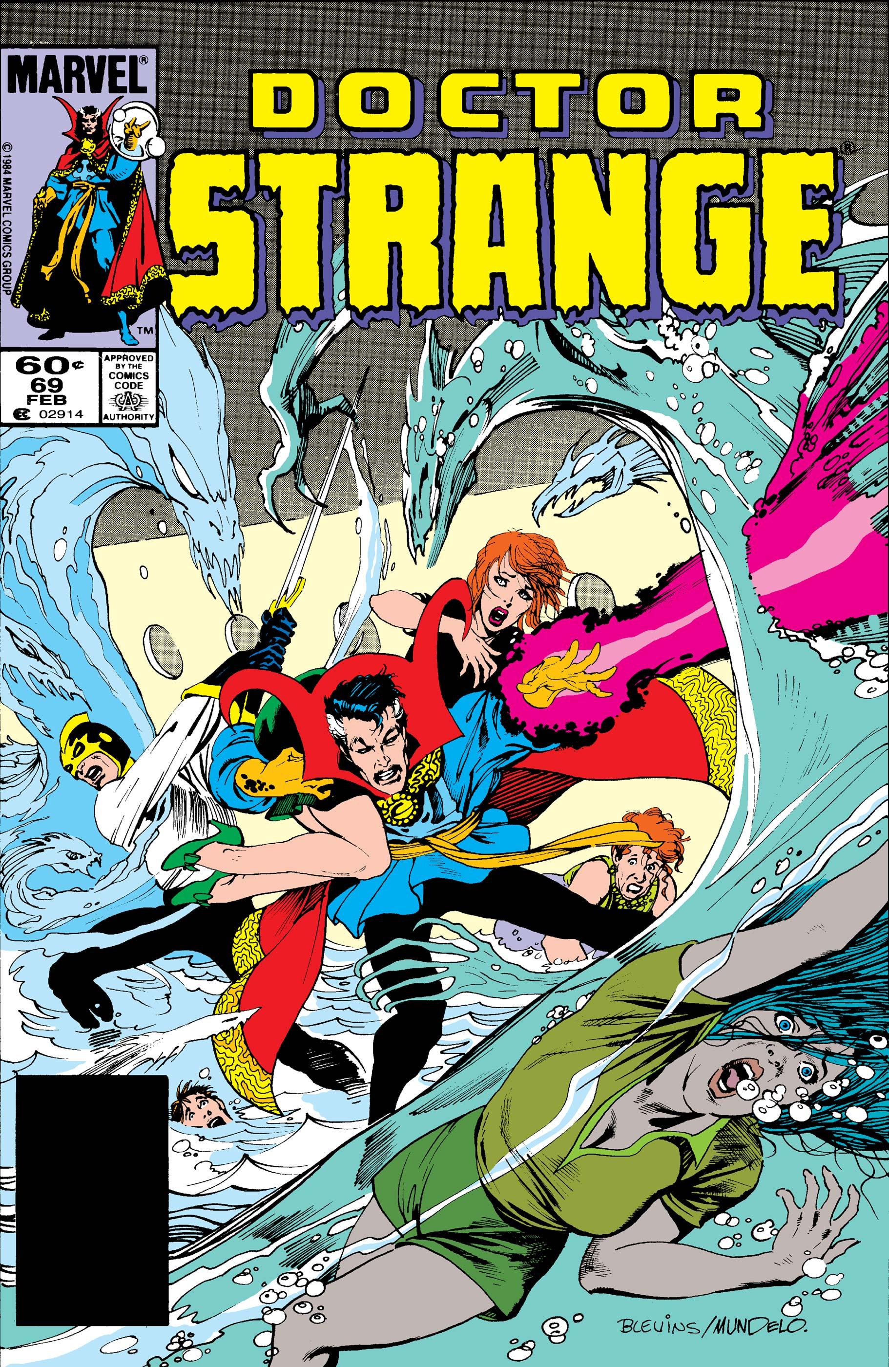 Doctor Strange (1974) #69