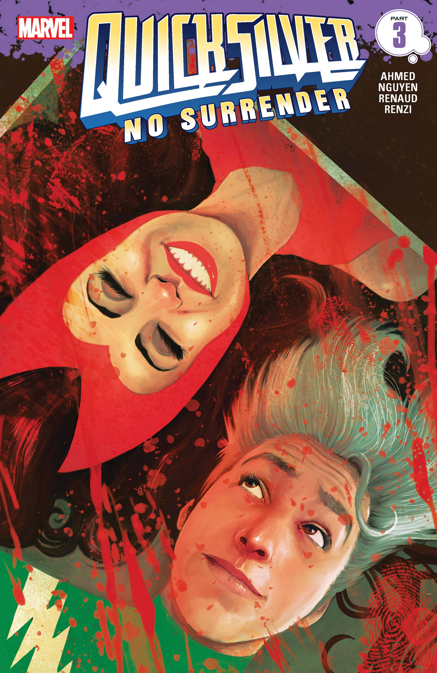 Quicksilver: No Surrender (2018) #3