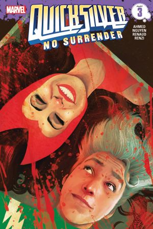 Quicksilver: No Surrender #3
