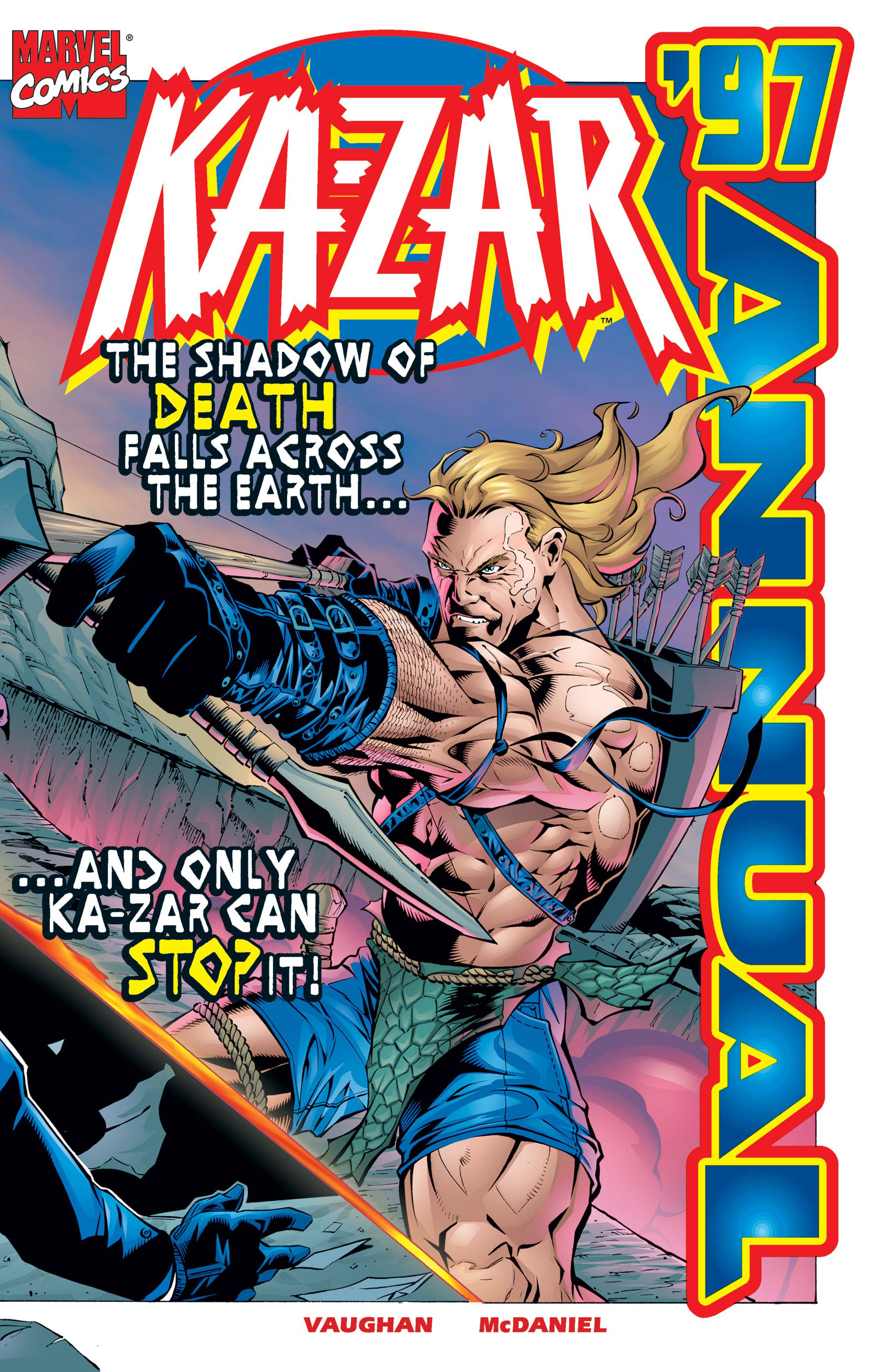 Ka-Zar Annual (1997) #1