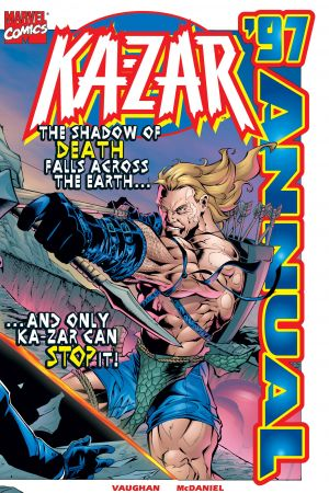 Ka-Zar Annual #1