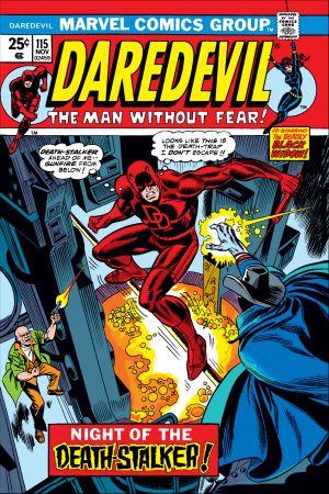 Daredevil (1964) #115