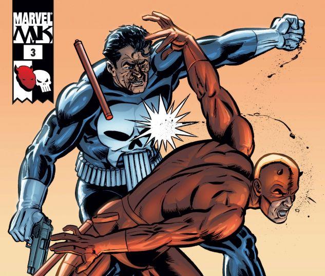 DAREDEVIL VS. PUNISHER (2005) #3