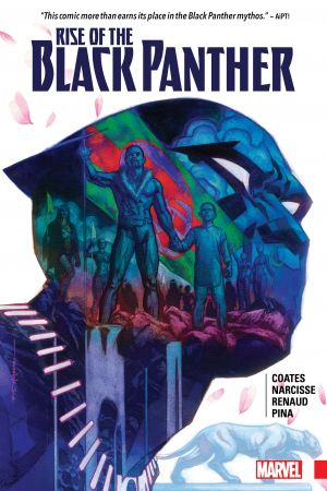 Rise of the Black Panther (2018) #1