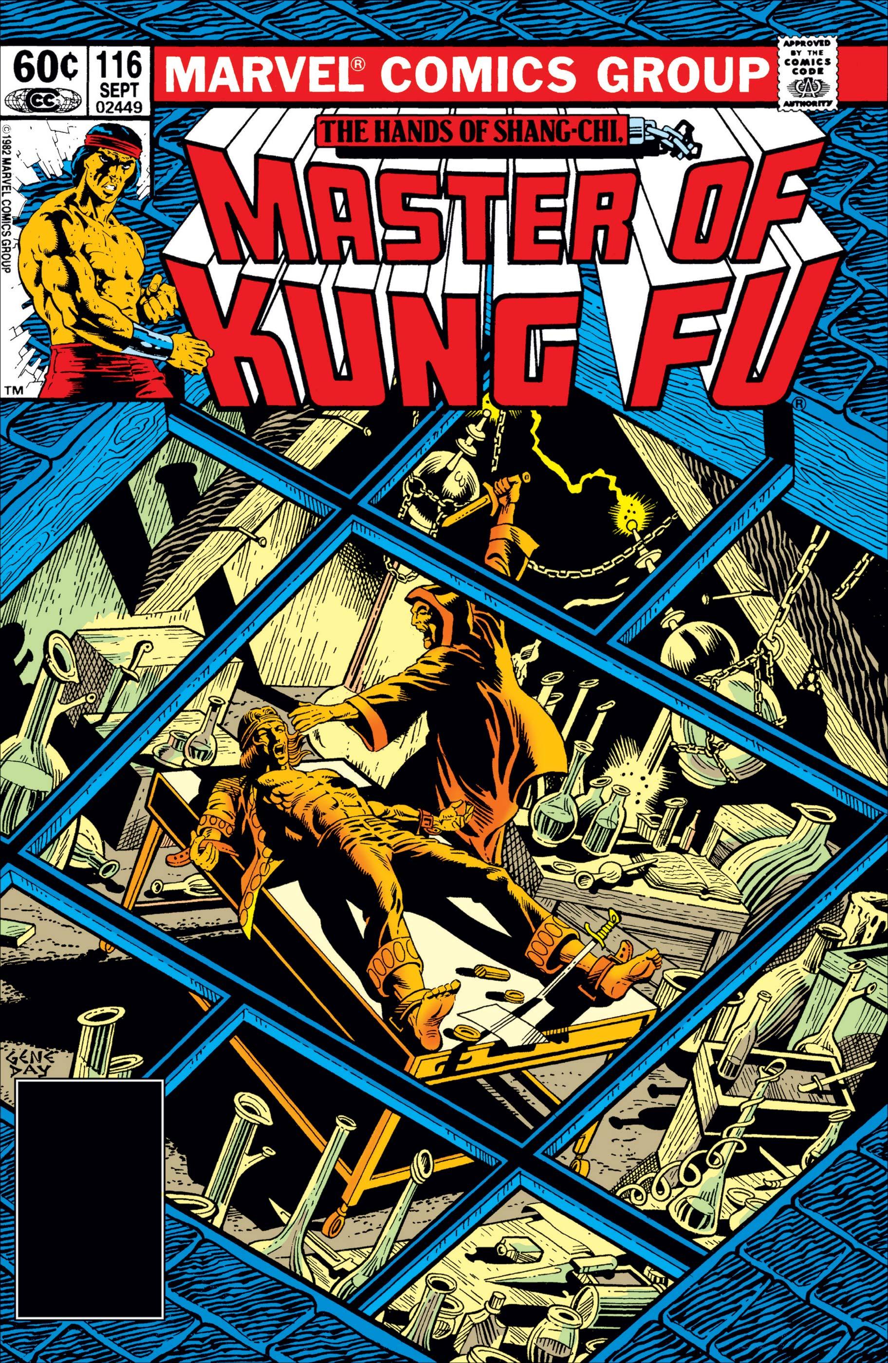 Master of Kung Fu (1974) #116