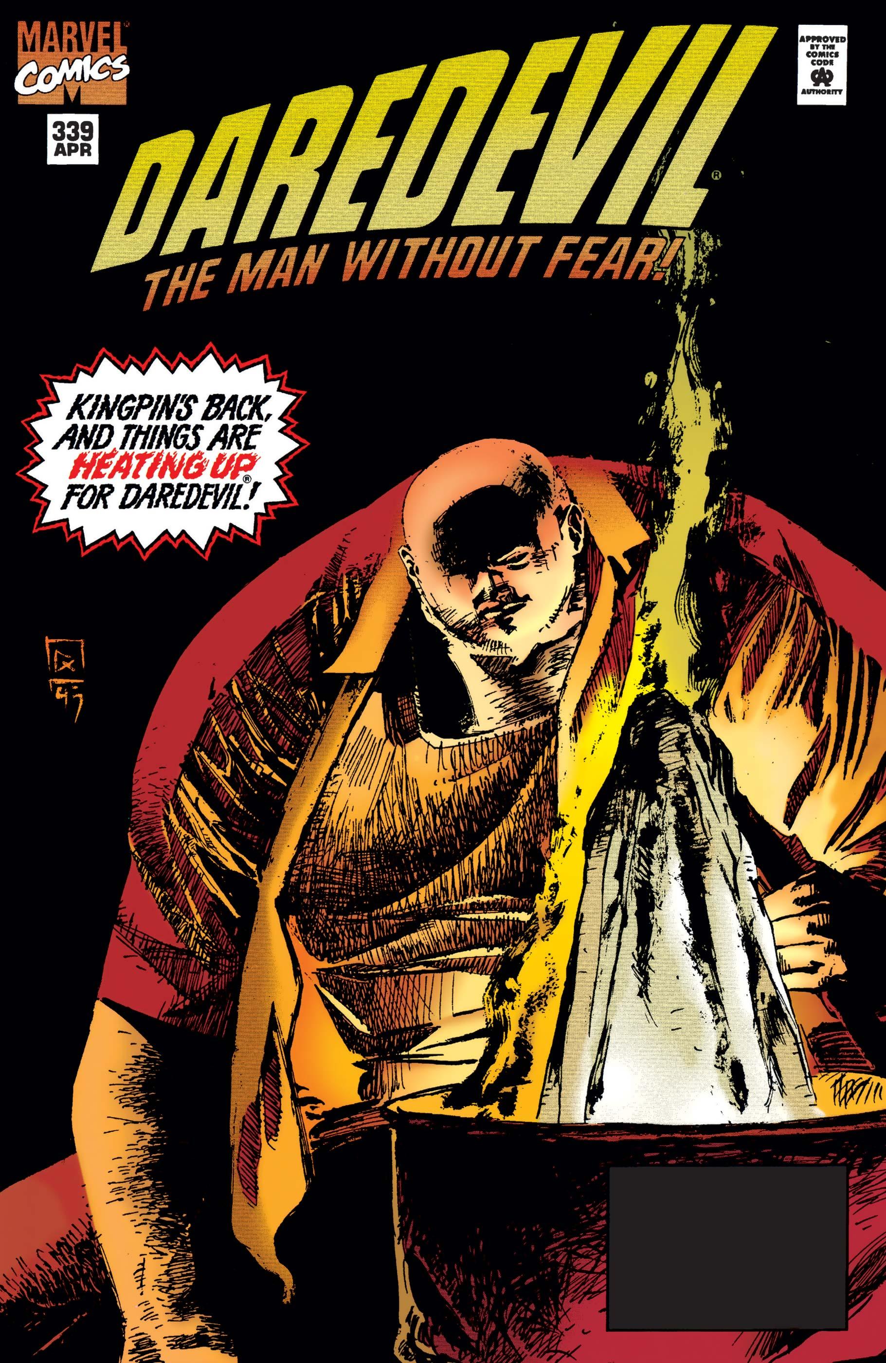 Daredevil (1964) #339