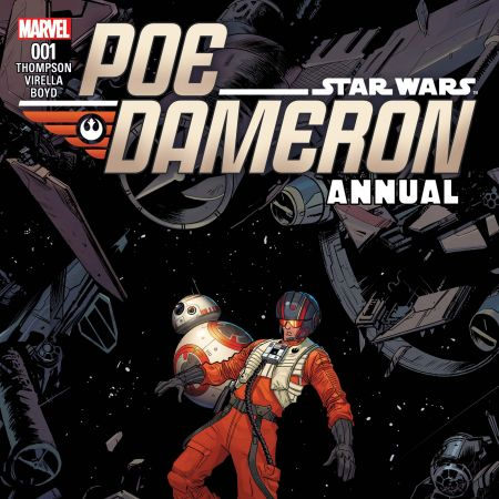 Star Wars: Poe Dameron Annual