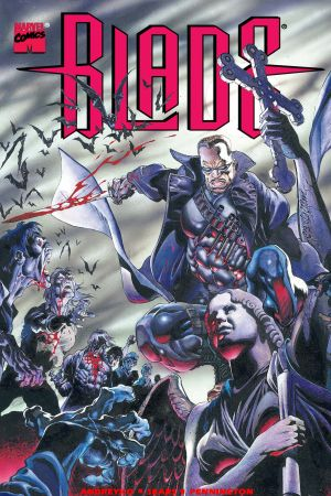 BLADE SINS OF THE FATHER 1 (1998) #1