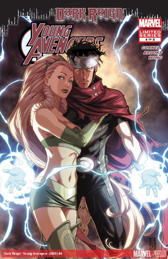 Dark Reign: Young Avengers (2009) #4