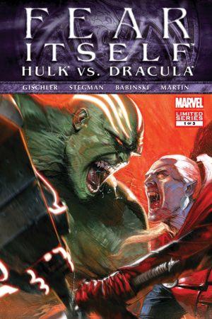 Hulk Vs. Dracula #1