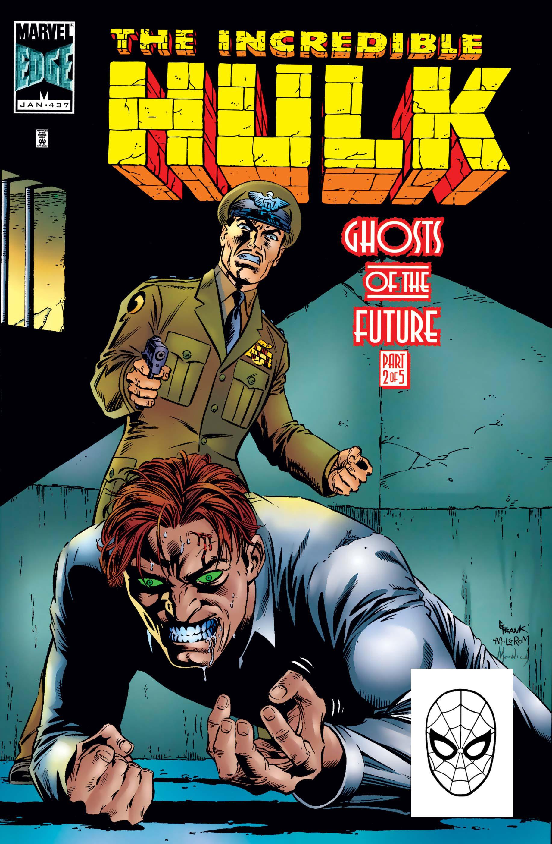 Incredible Hulk (1962) #437