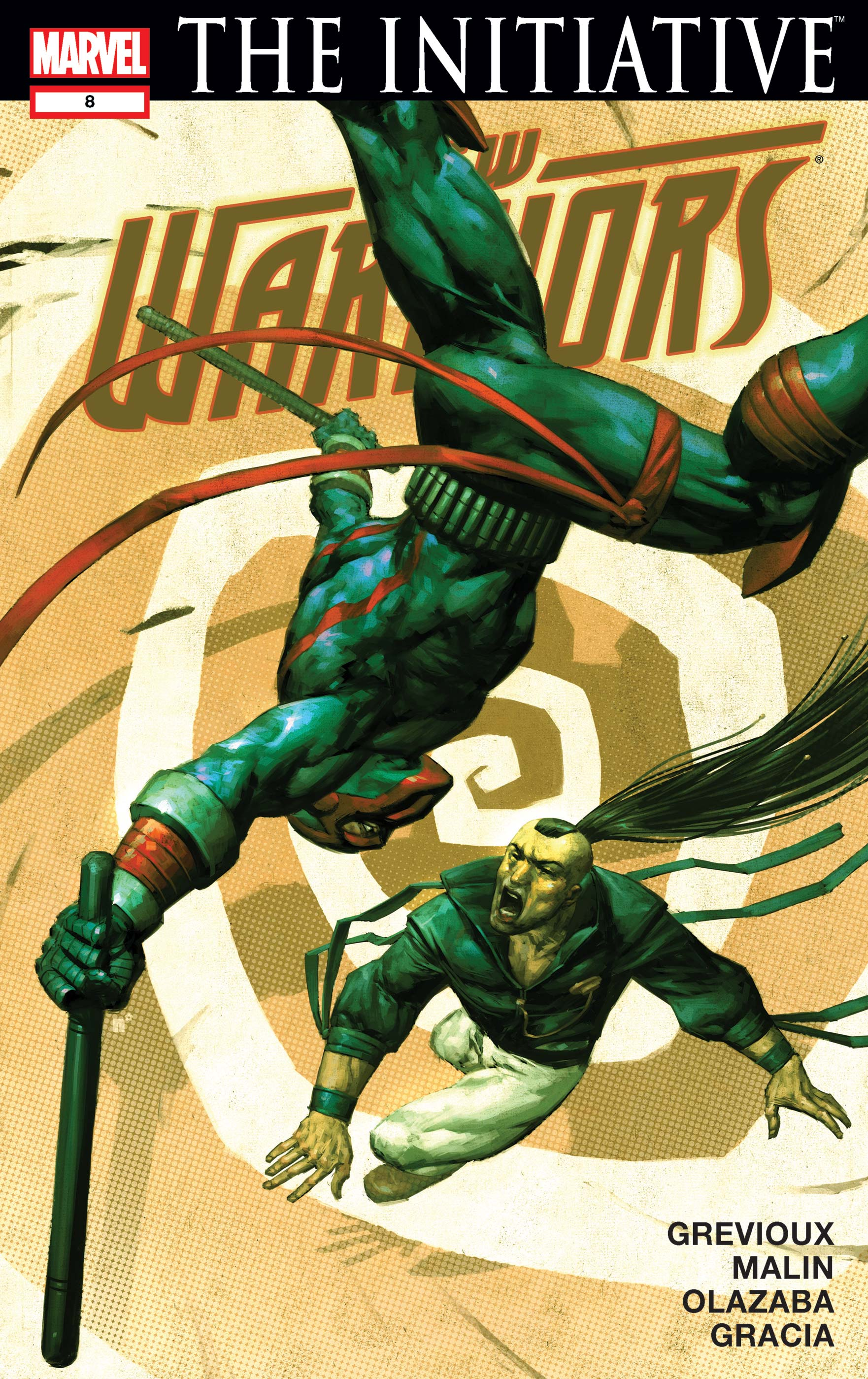 New Warriors (2007) #8