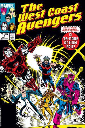 West Coast Avengers (1985) #1
