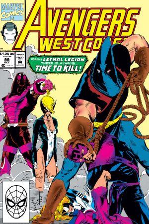 West Coast Avengers #99