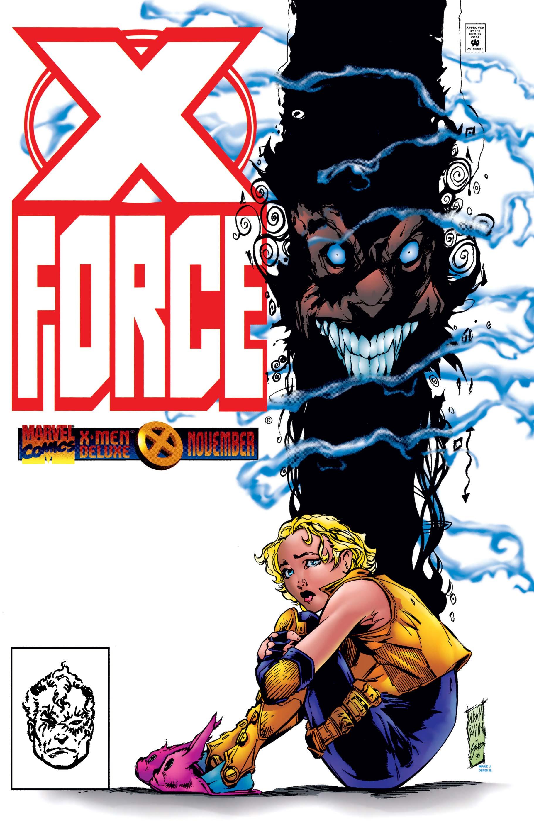 X-Force (1991) #48