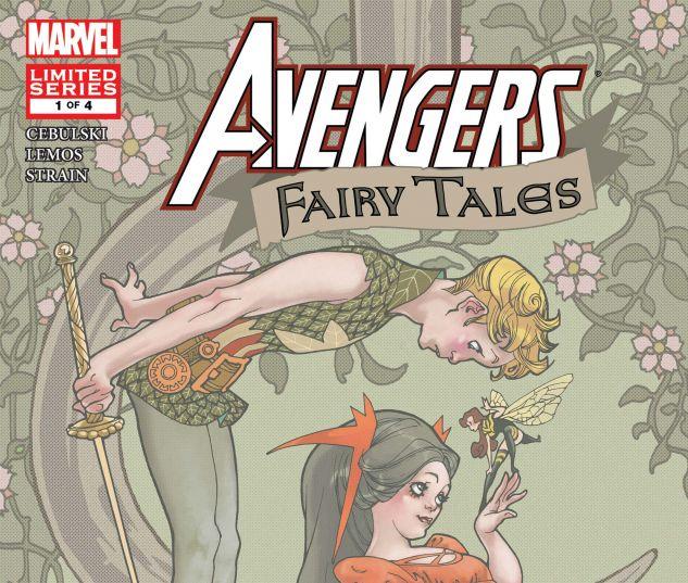 Avengers Fairy Tales (2008) #1