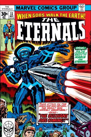Eternals  #11
