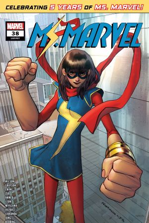 Ms. Marvel (2015) #38