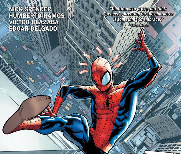 AMAZING SPIDER-MAN BY NICK SPENCER VOL. 2: FRIENDS AND FOES TPB #2