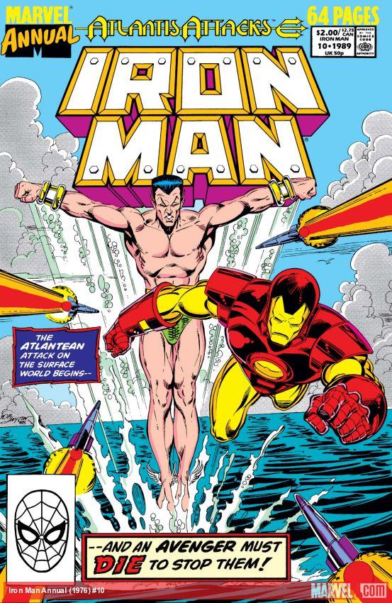 Iron Man Annual (1976) #10