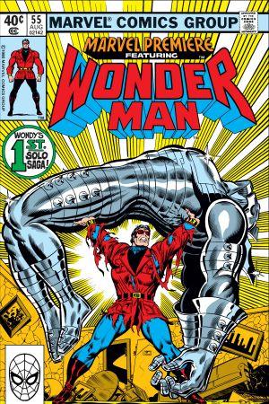 Marvel Premiere (1972) #55