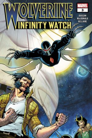 Wolverine: Infinity Watch (2019) #3