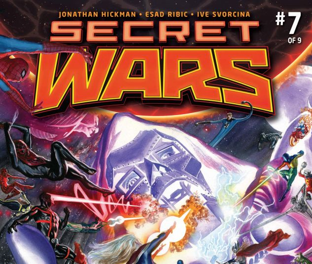 Secret Wars (2015) #7