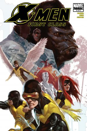 X-Men: First Class #8