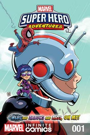 Marvel Super Hero Adventures: Webs and Arrows and Ants, Oh My! #1