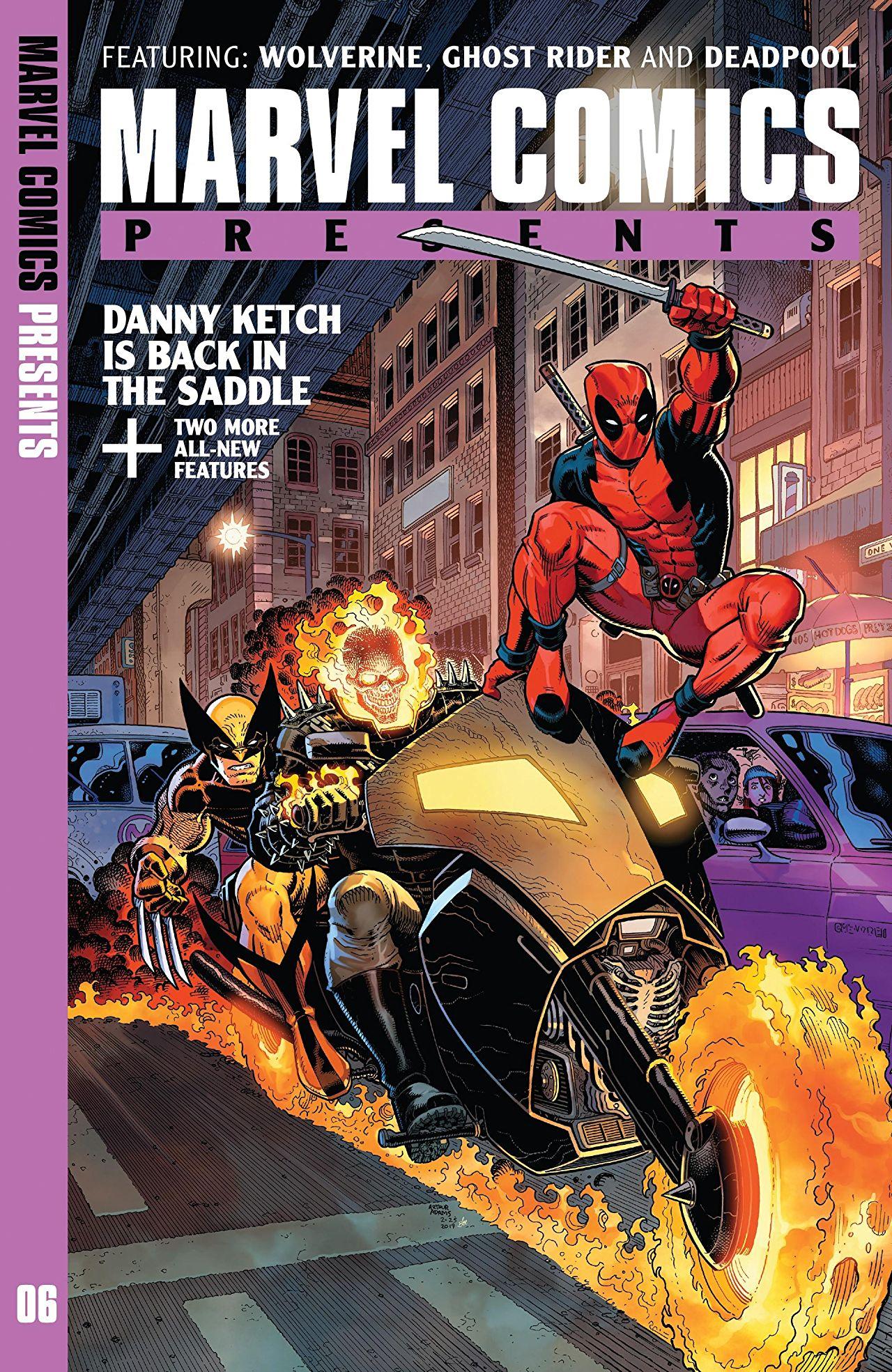 Marvel Comics Presents (2019) #6