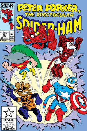 Peter Porker, the Spectacular Spider-Ham #16