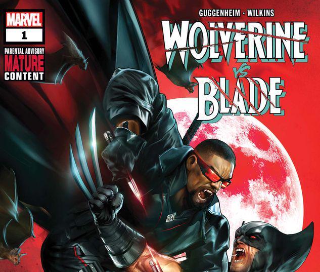 WOLVERINE VS. BLADE SPECIAL 1 #1