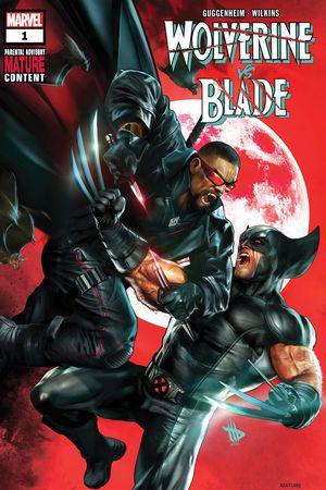 Wolverine Vs. Blade Special  #1