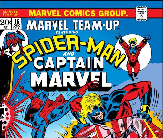 MARVEL TEAM-UP (1972) #16