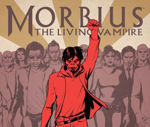 Morbius: The Living Vampire (2013) #5