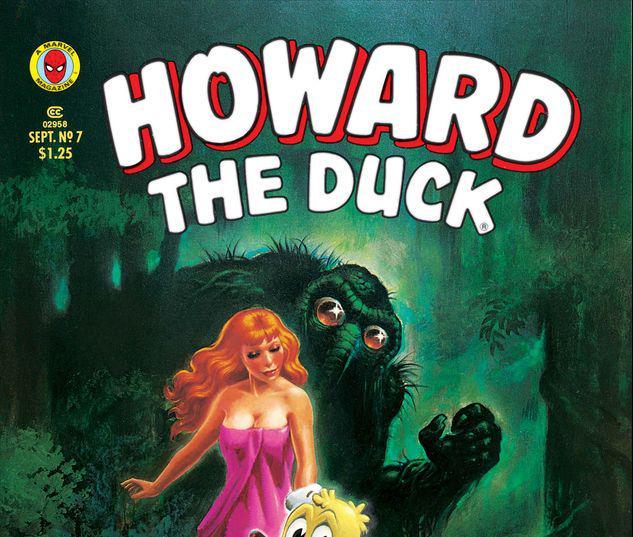 Howard the Duck Magazine #7