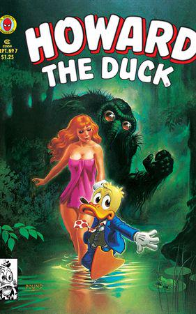 Howard the Duck (1979) #7