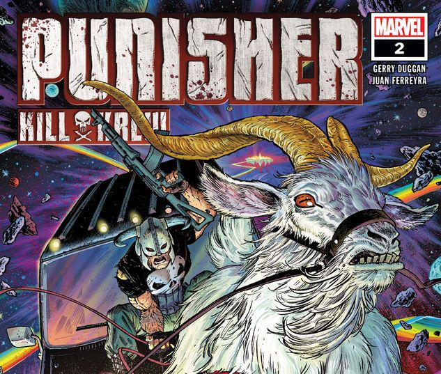Punisher Kill Krew #2