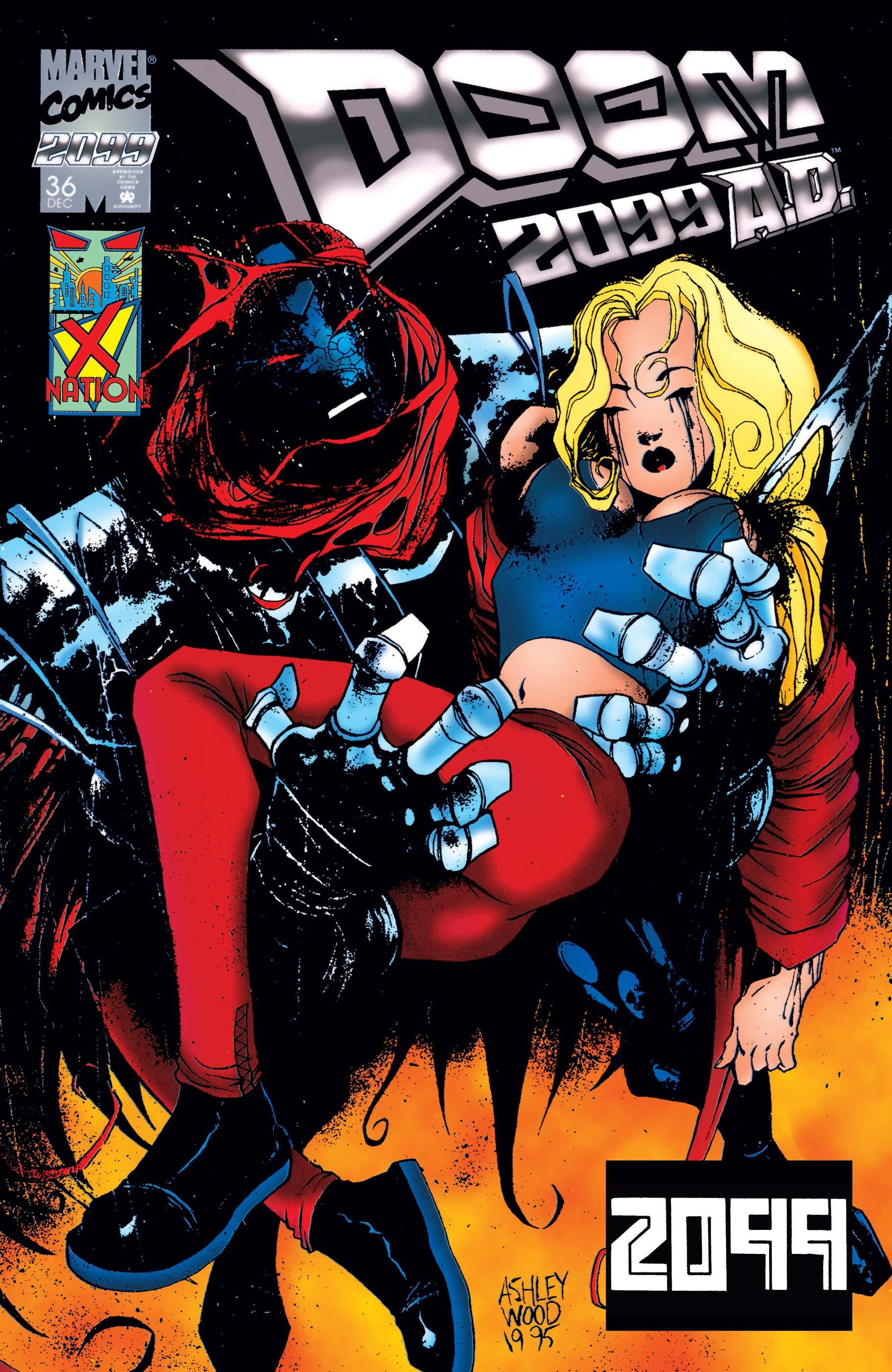 Doom 2099 (1993) #36