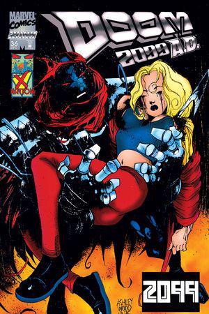 Doom 2099 #36