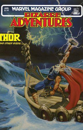 Bizarre Adventures (1981) #32
