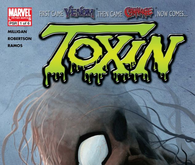 Toxin (2005) #1