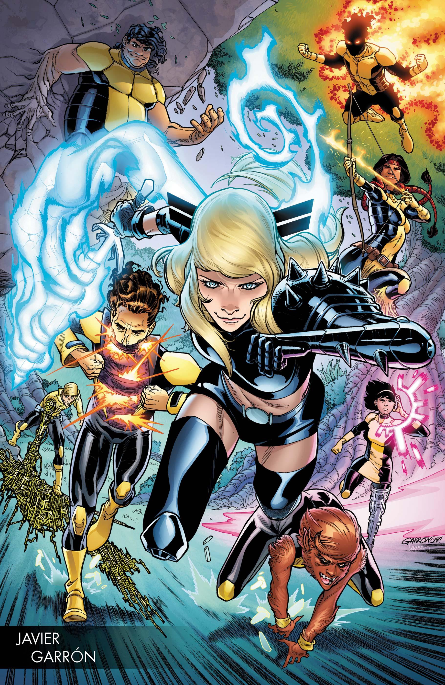 New Mutants (2019) #1 (Variant)