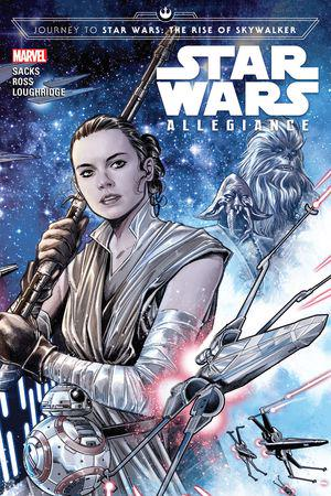 Journey To Star Wars: The Rise Of Skywalker - Allegiance (Trade Paperback)