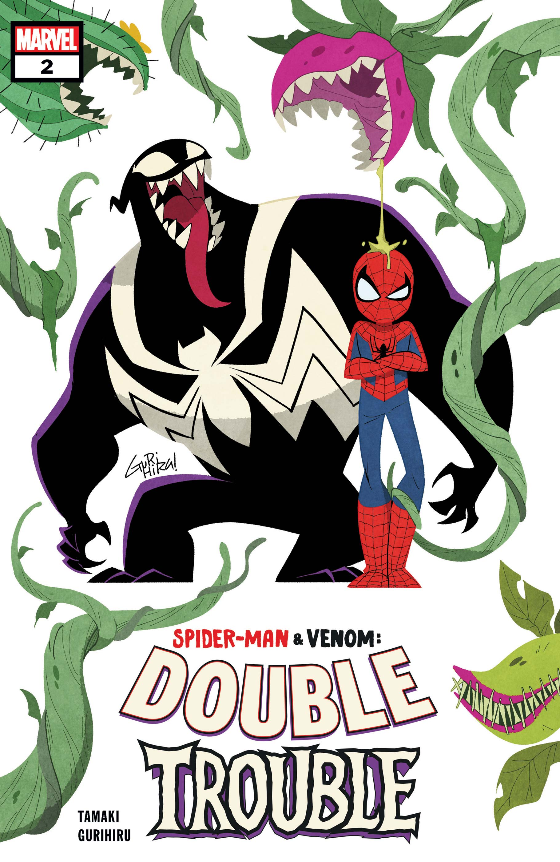 Spider-Man & Venom: Double Trouble (2019) #2